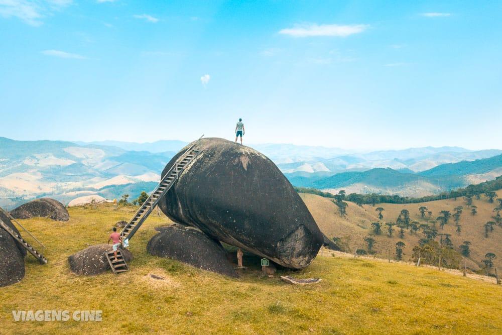 O que fazer em São Francisco Xavier: Mirante Pedra São Francisco