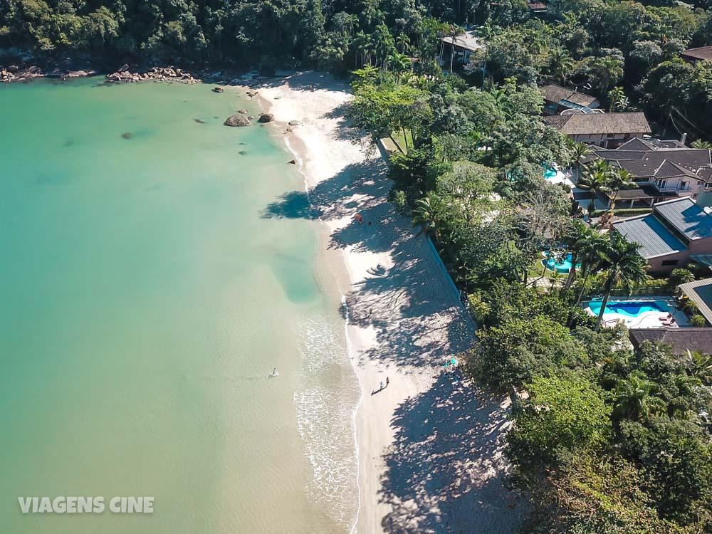 10 Melhores Praias de São Paulo: de Santos ao Litoral Norte de SP: Praia de Domingas Dias