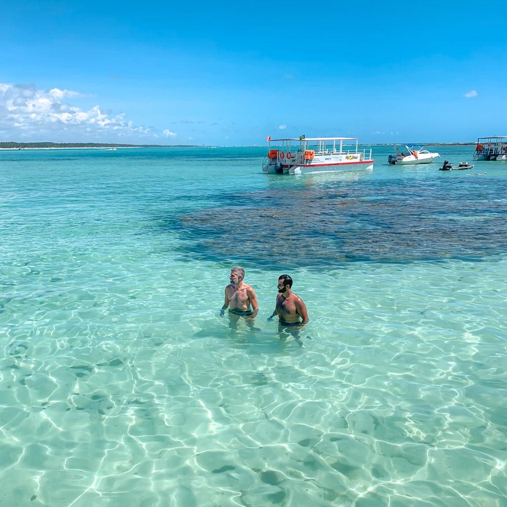 O que fazer em Maragogi Alagoas: Melhores Praias - Piscinas Naturais de Barra Grande