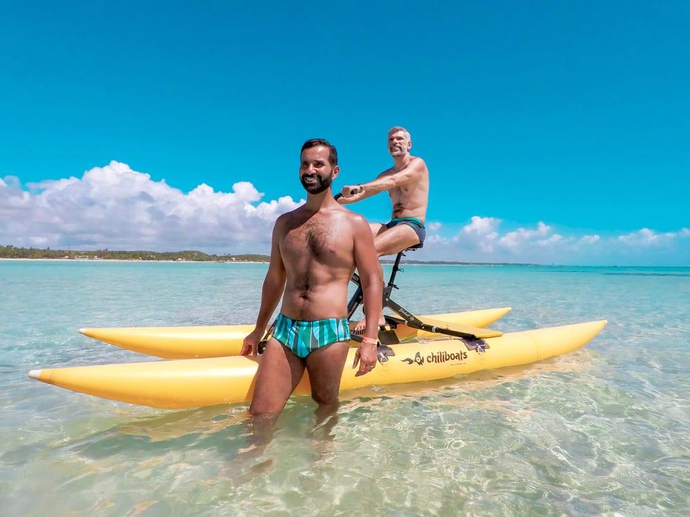 O que fazer em Maragogi Alagoas: Melhores Praias - Ponta de Mangue