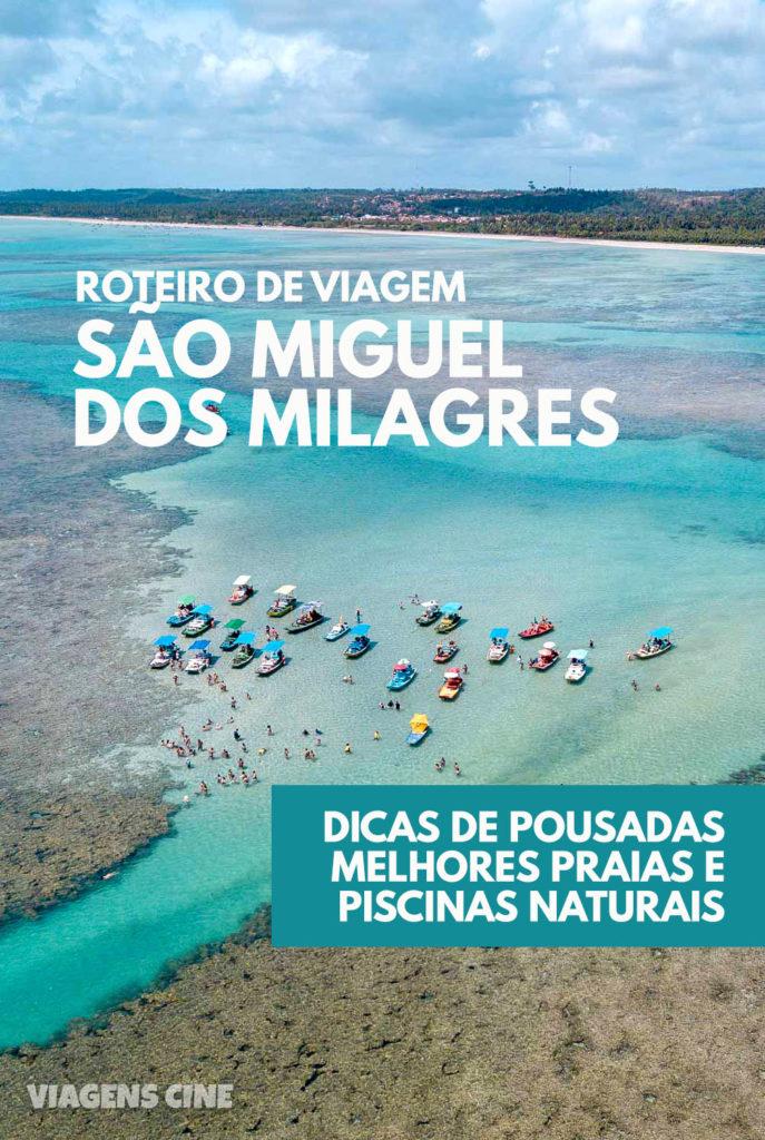 São Miguel dos Milagres: O que Fazer, Dicas de Pousadas, Melhores Praias e Passeios na Rota Ecológica