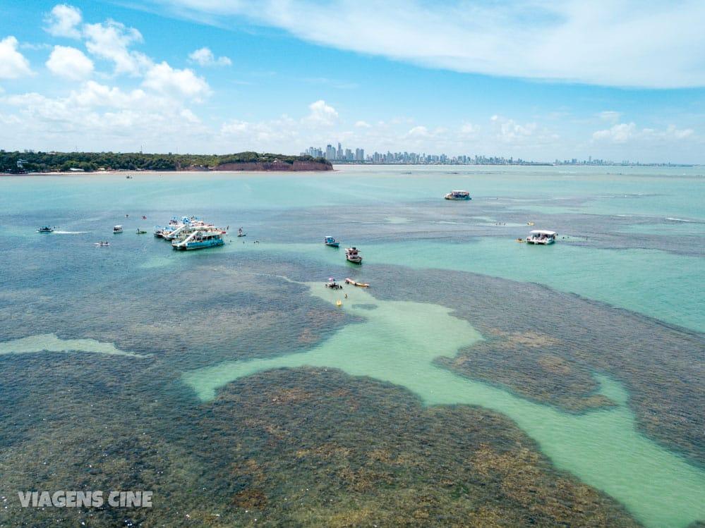 10 Melhores Praias da Paraíba: O que fazer em João Pessoa PB - Roteiro de Viagem e Principais Praias e Passeios
