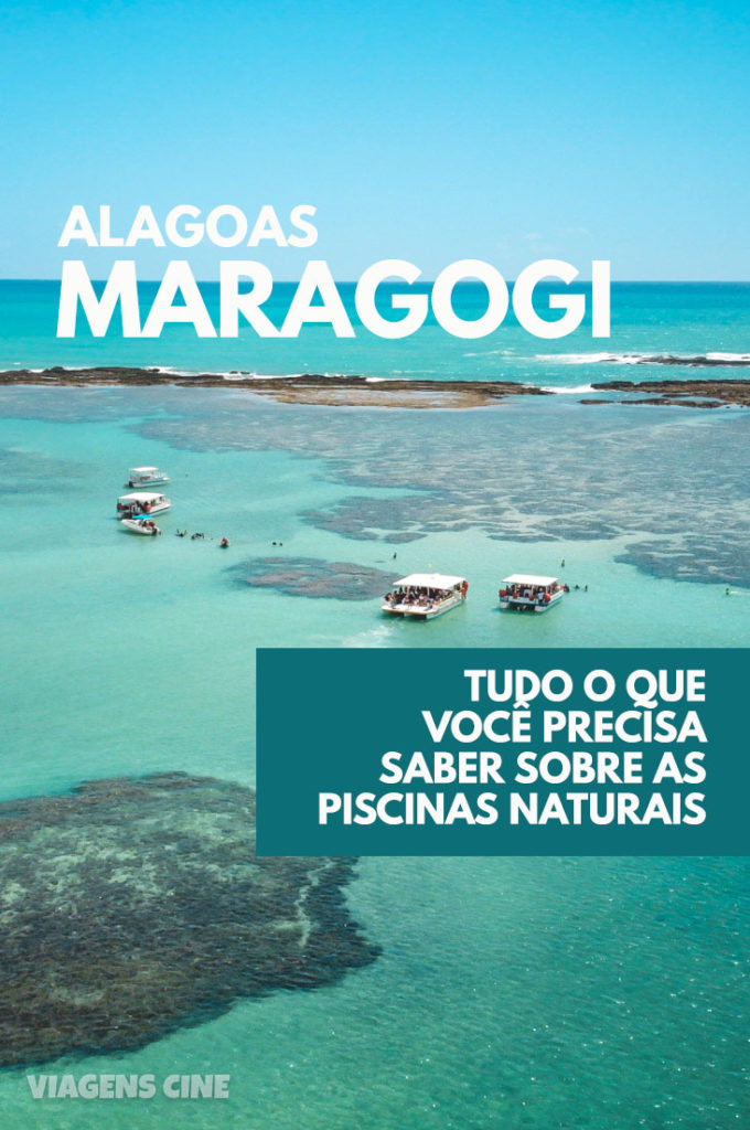 Piscinas Naturais de Maragogi: Passeio até as Galés, Taocas e Barra Grande - Costa dos Corais Alagoas
