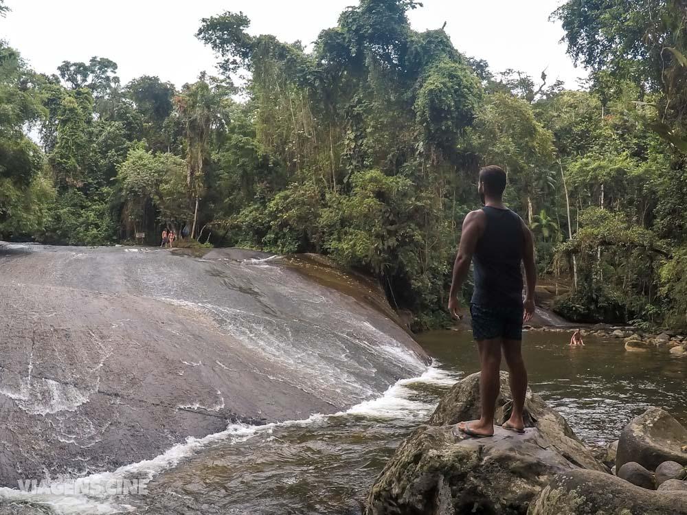Paraty: Qual o Melhor Passeio de Barco? Cachoeira do Tobogã