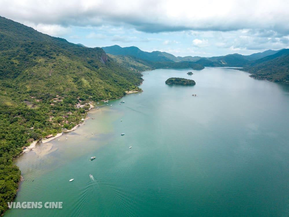 Paraty: Qual o Melhor Passeio de Barco? Saco do Mamanguá