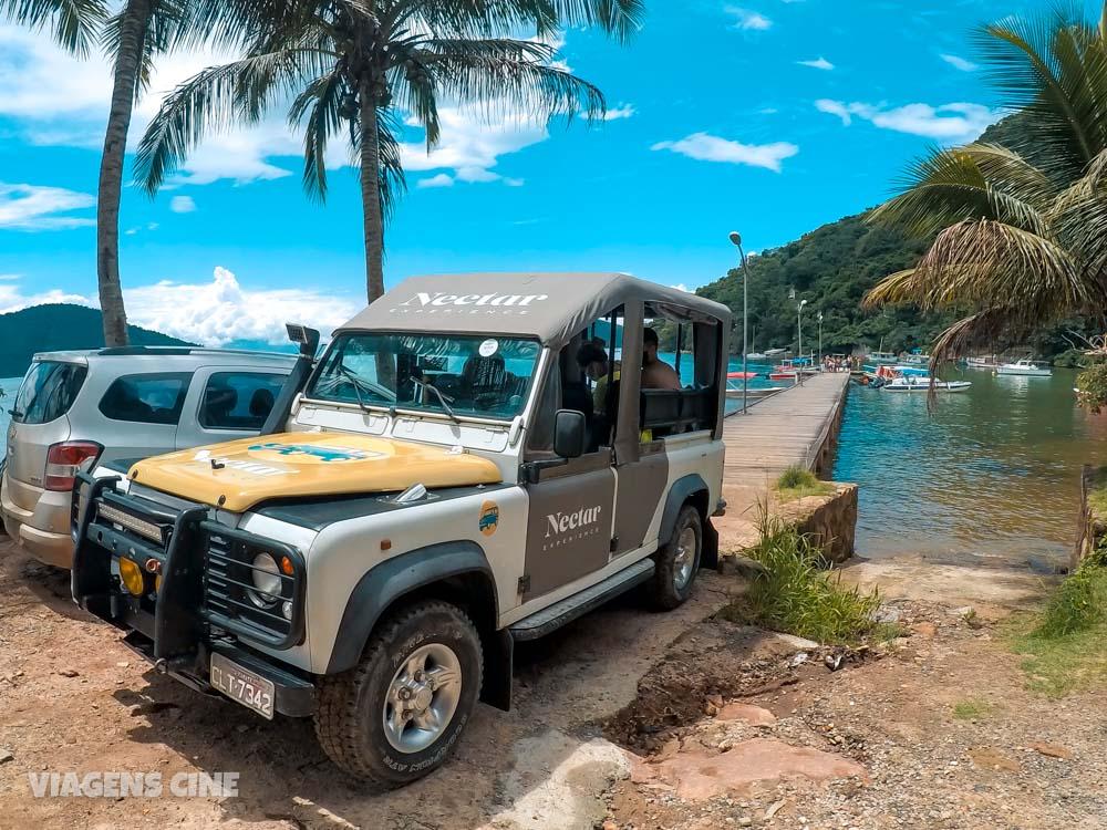 Paraty: Qual o Melhor Passeio de Barco? Roteiro Terra e Mar