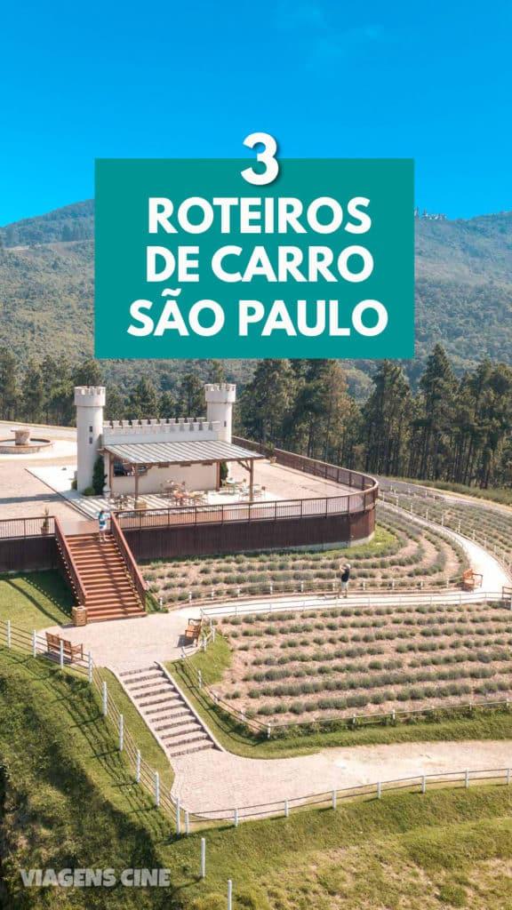 Top 3 Dicas de Viagem de Carro a Partir de São Paulo