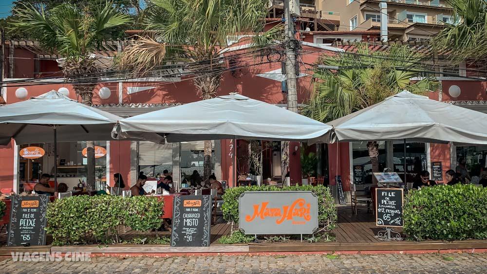 O que fazer em Búzios RJ: Onde Comer - Dicas de Restaurantes