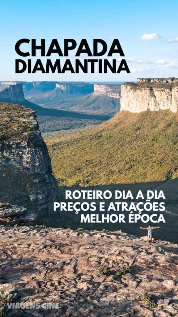 Chapada Diamantina, Bahia: Dicas e Roteiro de Viagem - Como Chegar, Melhor Época e Principais Atrações
