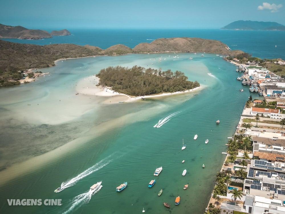 O que fazer em Cabo Frio RJ: Melhores Praias e Pontos Turísticos - Ilha do Japonês